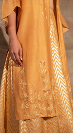 Embellished Lehenga With Long Jacket