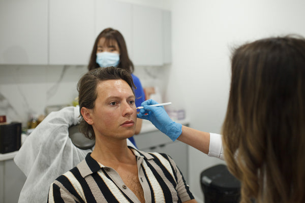 Women Getting Botox at The One Skin Clinic