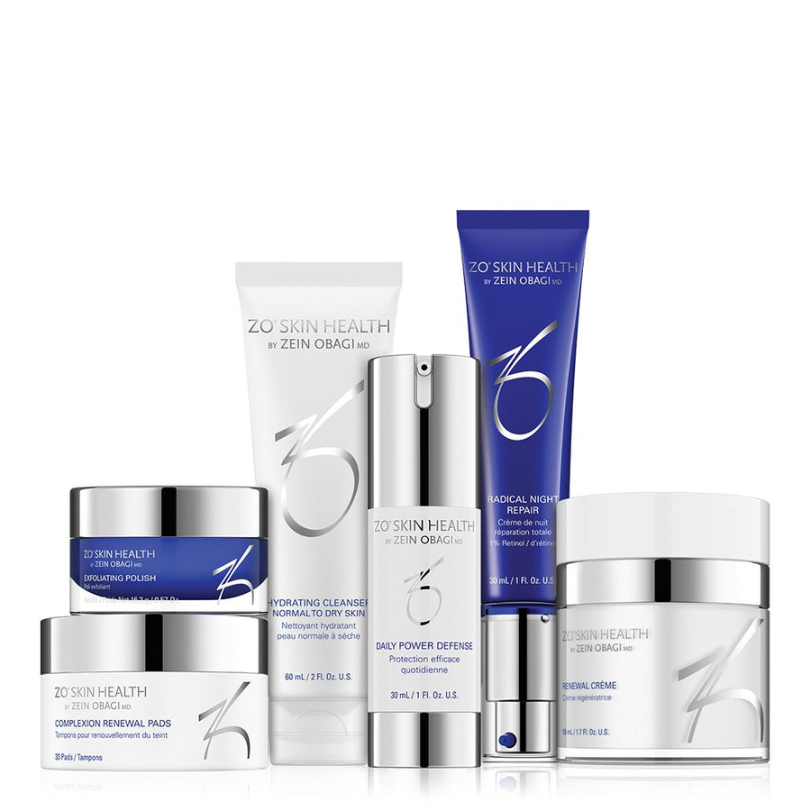 ZO Skin Health Aggressive Anti-Aging Program