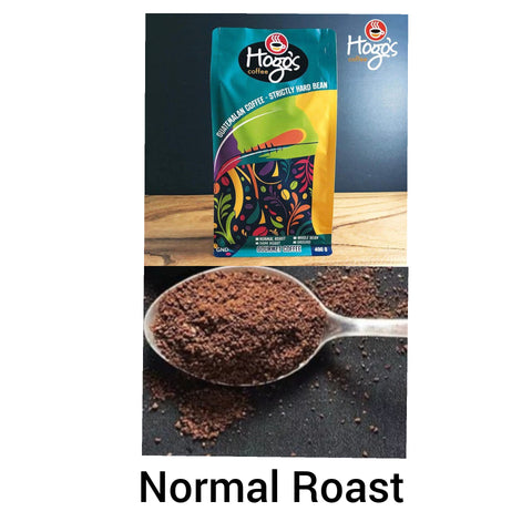 Hogo's Coffee Normal Roast Ground 400g
