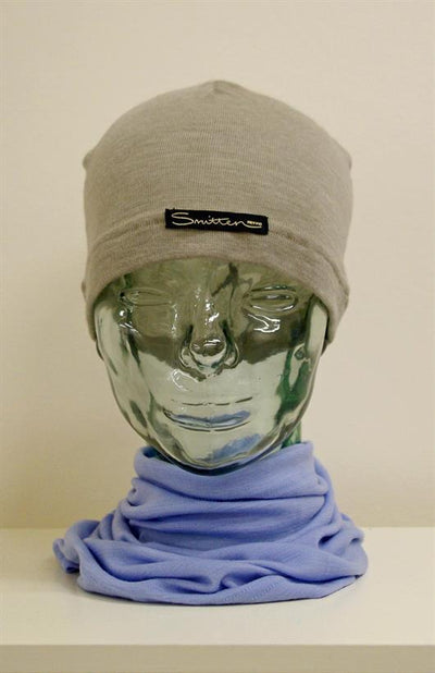 Midweight Plain Thermal Beanie