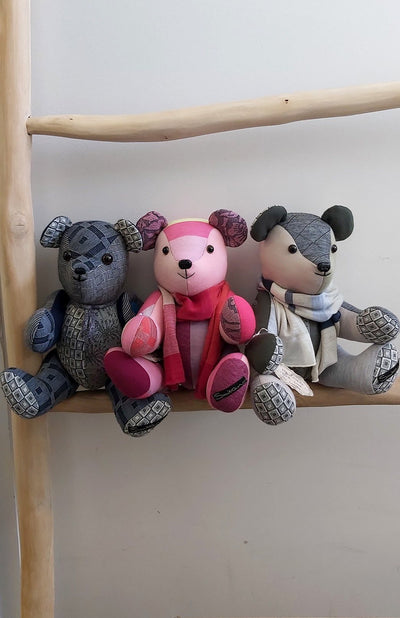 Handmade Collectable Charity Teddy Bear