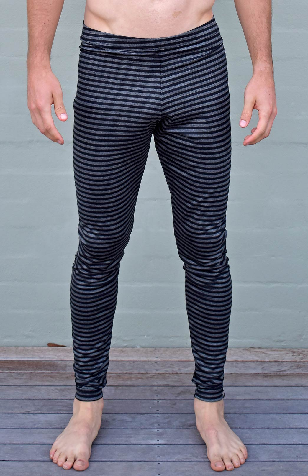 Black and Grey Stripe