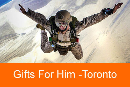 Gift Ideas For Men-Toronto.Book a Cool Experience Gift   Gift ...