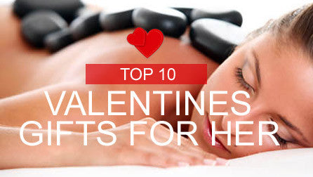 Top 10 Valentine's Day Experience Gifts For Her