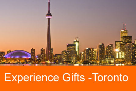 Experience Gifts For Him And Her in Toronto- Ontario.   Gift ...