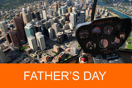 Father's Day Gifts - Top 10 Experiences in Calgary
