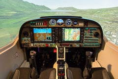Gifts For Men Vancouver. Flight Simulator