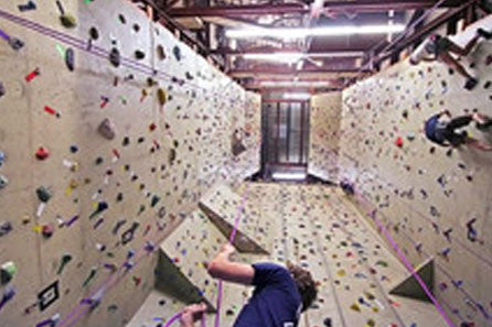 Indoor Climbing Lesson