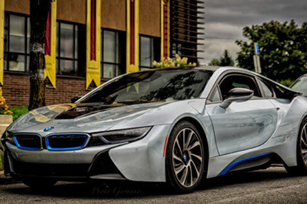 Drive an Exotic Car for a Day - BMW i8 - Montreal