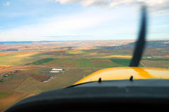 Extended Flying Lesson - 1 Hour. Calgary (45 Sold)