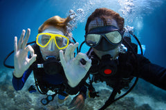 PADI Open Water Diver Classroom and Pool Training