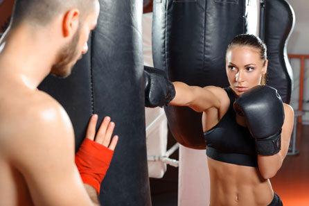 MMA Training Experience For Women