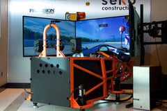 Awesome Team Building Activities. Racing Car Simulator - Calgary