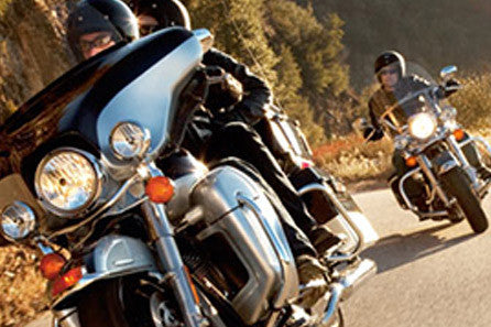 Ride a Harley-Davidson® Motorcycle