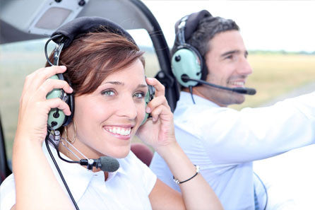 flying lesson gift experience Calgary Alberta