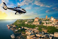 Quebec City Flying Tour