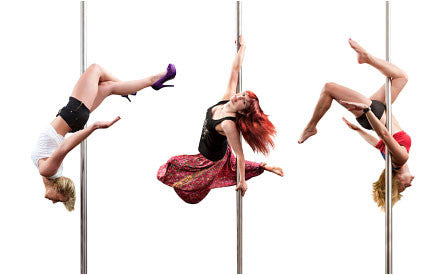 Unique Gifts for Women.Pole Dancing Lesson.