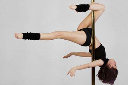 Just for Her.Pole Dancing Gift in Calgary.