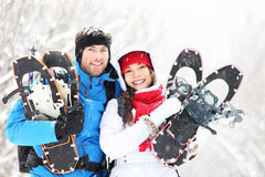 Full Moon Fondue Snowshoe Tour