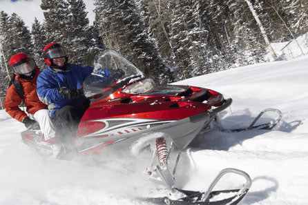 Snowmobiling Full Day Tour
