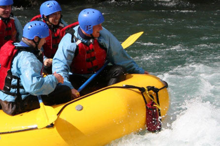 White Water Rafting Half Day (pm)