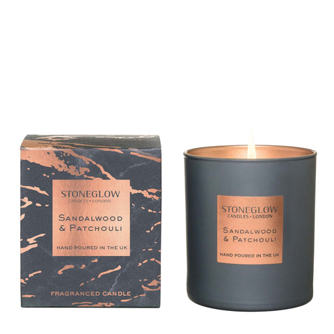 Luna - Sandalwood & Patchouli Candle
