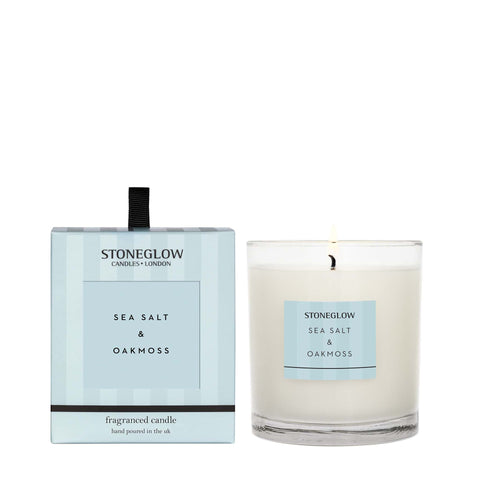 Modern Classics NEW - Sea Salt & Oakmoss Candle