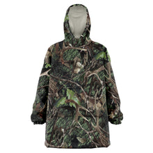 Load image into Gallery viewer, Green Hunting Camo - Snug Hoodie
