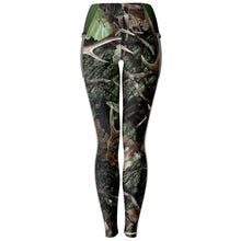 Load image into Gallery viewer, Green Hunting - Mesh Pocket Legging