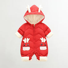 Load image into Gallery viewer, Winter Toddler Coat