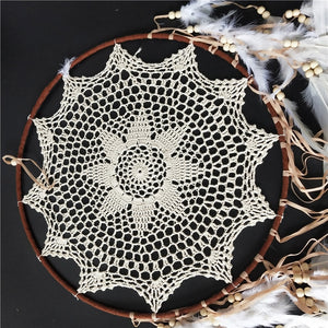 Dream Catcher Handmade for Bedroom Decor Macrame Wall Hanging Bohemian Home Decoration