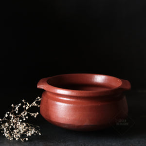 Clay Curry Pot from Green Heirloom