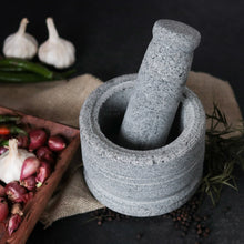 Load image into Gallery viewer, Mortar and Pestle from Green Heirloom