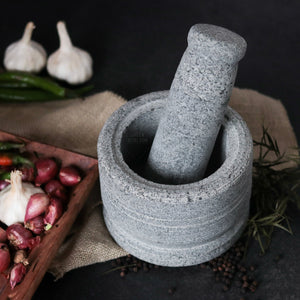 Mortar and Pestle from Green Heirloom
