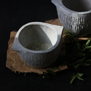 Soap Stone Pot from Green Heirloom