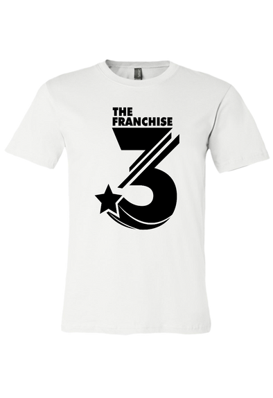 The Franchise 3 Logo T-Shirt
