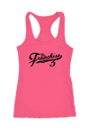 The Franchise Logo Racerback Tank