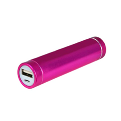 2-Pack Battery Chargers for Mobile Devices - Assorted Colors