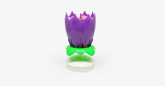 Magic Birthday Candle (Random Color)