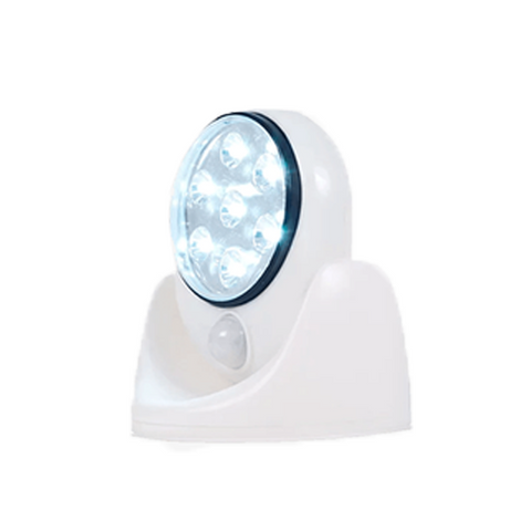 7-LED Motion-Activated Light