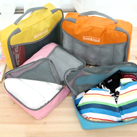 4-Piece Luggage Organizer Set - BoardwalkBuy - 1