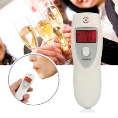 Pocket Digital Alcohol Breathalyzer