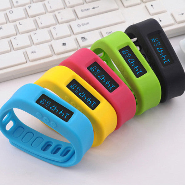 Bluetooth Fitness Watch - 5 Colors - BoardwalkBuy - 1