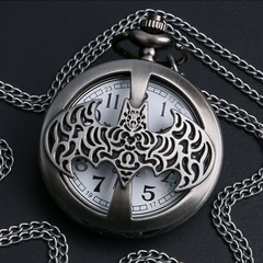 Batman Half Hunter Pocket Watch - Florence Scovel - 7