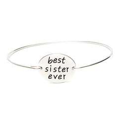 Best Sister Ever Bangle - Florence Scovel - 5