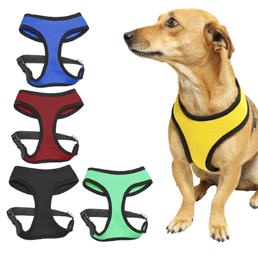 Comfort Control Dog Harnesses - Assorted Colors
