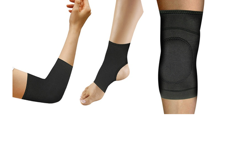 Copper Comfort Compression Elbow, Knee, or Ankle Brace