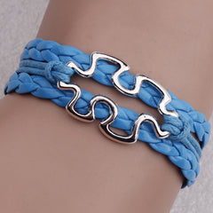 Autism Awareness Puzzle Piece Bracelet - Florence Scovel - 7
