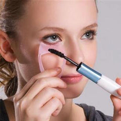 Mascara Shield and Guide for Perfect Application